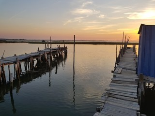 Sunset Harbor