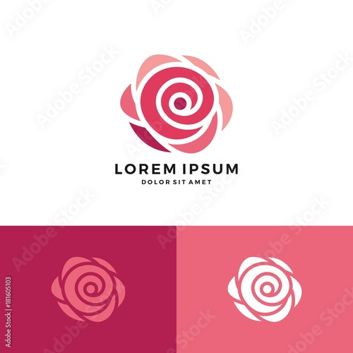 2a90ac4d4b ... best 92e11 ddfcd red rose logo vector icon flower download ...