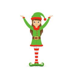 Little cute elf