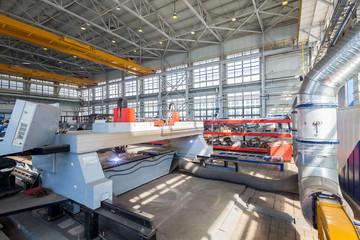 the interior metal manufacturing