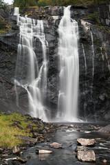 Skjervsfossen Falls