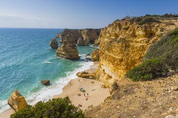 Algarve - Praia da Marinha in Carvoeiro