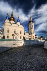 Sophia - Uspensky Cathedral near Tobolsk Kremlin, Russia