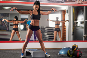 Training with fitbar