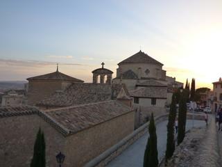 Cuenca,Ciudad Patrimonio de la Humanidad por la Unesco en Castilla la Mancha (España)