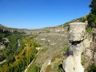 Cuenca (España) Conjunto historico Patrimonio de la Humanidad por la Unesco en Castilla la Mancha, España