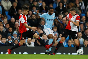 Champions League - Manchester City vs Feyenoord