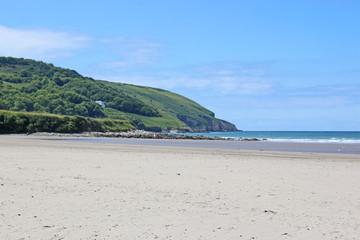 Poppit Sands, Wales