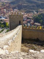 Albarracín. pueblo bonito de Teruel (Aragón,España)