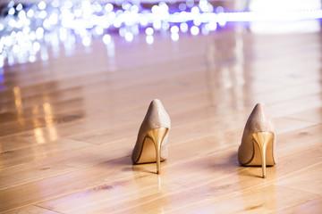 Elegant and stylish shoes.