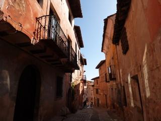 Albarracin en  Teruel ( Aragon) Pueblo con encanto de España