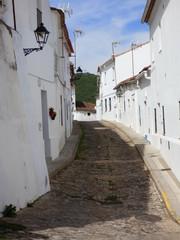 Aracena. Pueblo de Huelva ( Andalucía, España)