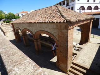 Aracena es un pueblo de Huelva ( Andalucia, España)