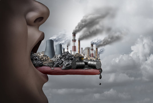 Toxic Pollution Inside The Human Body