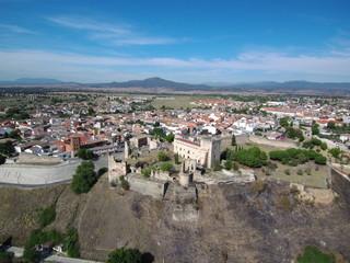 Escalona pueblo de Toledo ( Castilla la Mancha, España)