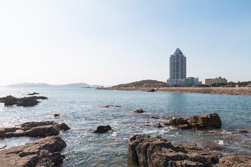 China's Qingdao landscape