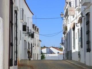 Fregenal de la sierra, pueblo en Badajoz ( Extremadura, España)