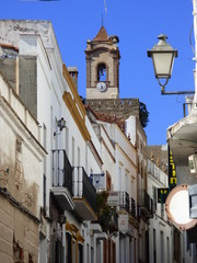 Fregenal de la Sierra, pueblo de Badajoz , Extremadura
