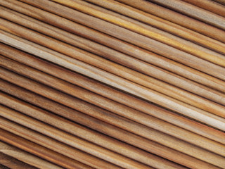 diagonal wood lath texture. The texture of the planks natural wood light brown color.