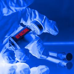 mise au point et réalisation des vaccins