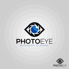 Camera Logo - Photo Eye