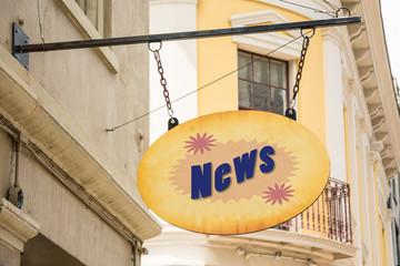Schild 278 - News