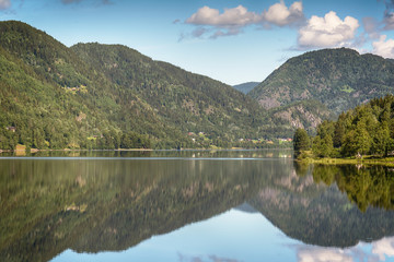 Beautiful Nature in Norway