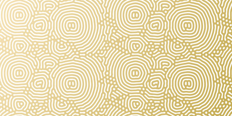 Christmas holiday golden background template for greeting card or gift wrapping paper design. Vector gold abstract pattern for Christmas or New Year wrapper seamless white and golden shiny background