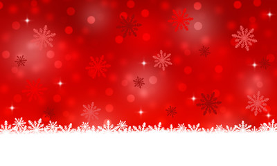 Christmas holiday background red.