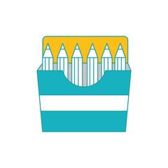 Isolated pencils design