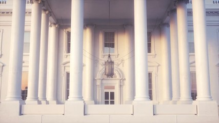 Wall Mural - White House Ambient 3