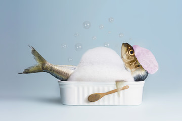 Sardine Bath