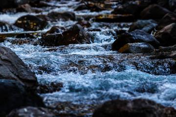 Miniaturized stream