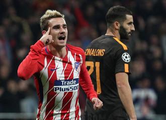 Champions League - Atletico Madrid vs Roma