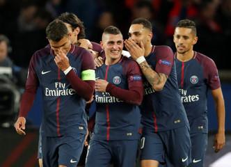 Champions League - Paris St Germain vs Celtic