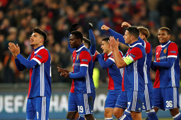 Champions League - Basel vs Manchester United
