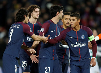 Champions League - Paris St Germain vs Celtic