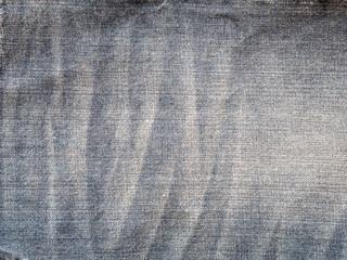 Black denim jeans texture.