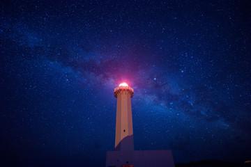 東平安名崎 灯台