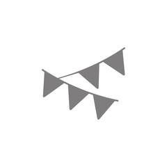 garlands icon. Web element. Premium quality graphic design. Signs symbols collection, simple icon for websites, web design, mobile app, info graphics