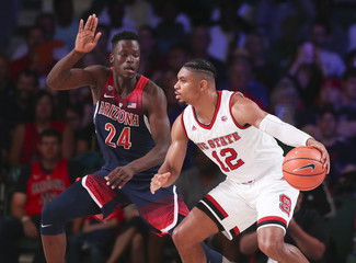 NCAA Basketball: Battle 4 Atlantis-North Carolina State vs Arizona