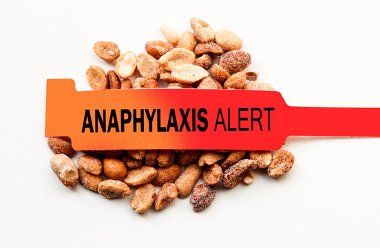 Anaphylaxis Alert Over Peanuts