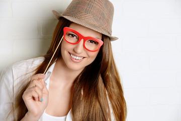 mask of glasses
