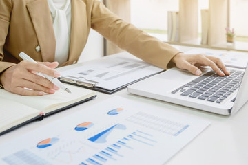 business start up analyzing a valuation investment
