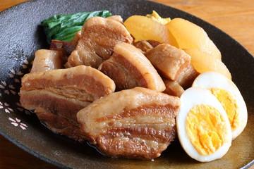 角煮 Braised Pork Belly