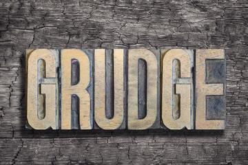 grudge word burned wood