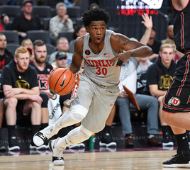 NCAA Basketball: Utah at UNLV