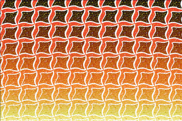 Texture, background, pattern. Abstraction. The skin of a snake. Rhombuses. Computer drawing