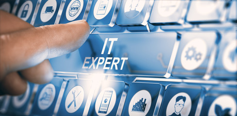 IT Expert, Information Technology Advice or Services