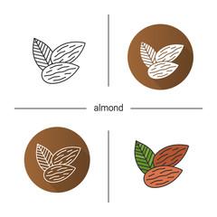 Almond icon